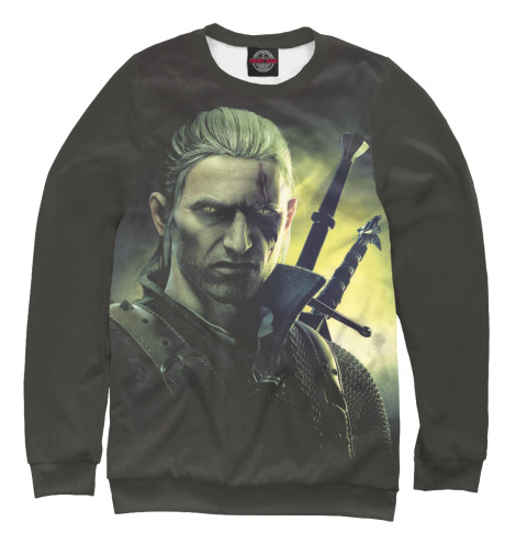 Свитшот Print Bar The Witcher 2: Assassins of Kings майка борцовка print bar assassins hockey