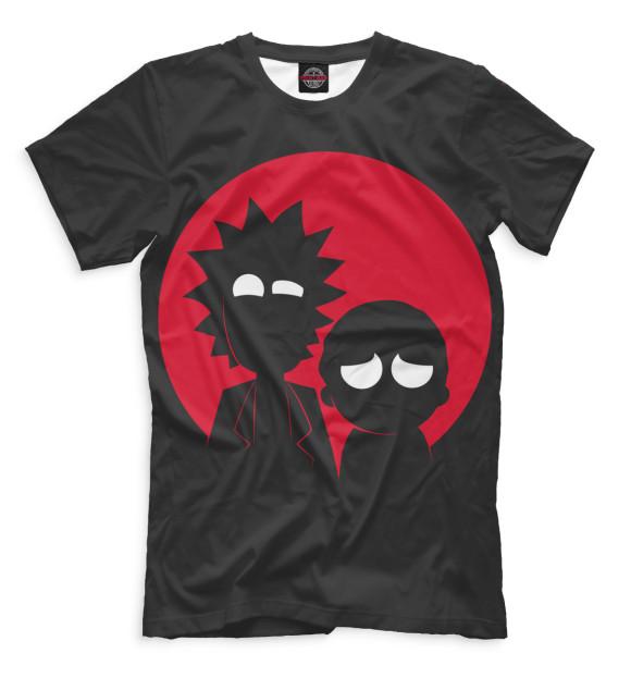 Купить Мужская футболка Рик и Морти RNM-747234-fut-2
