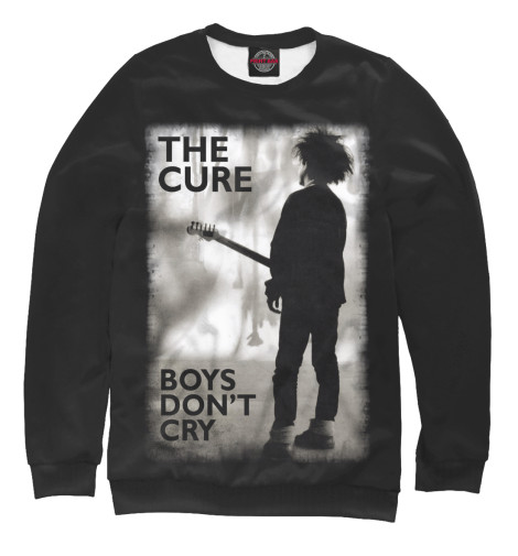 Свитшот Print Bar The Cure толстовка wearcraft premium унисекс printio the cure