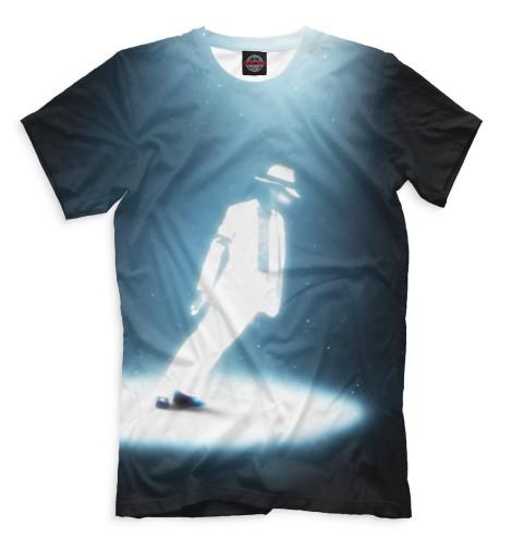 Мужская футболка Michael Jackson