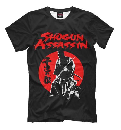 Футболка Print Bar Shogun Assassin свитшот print bar shogun assassin