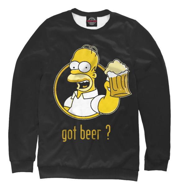 Купить Мужской свитшот Homer SIM-275959-swi-2