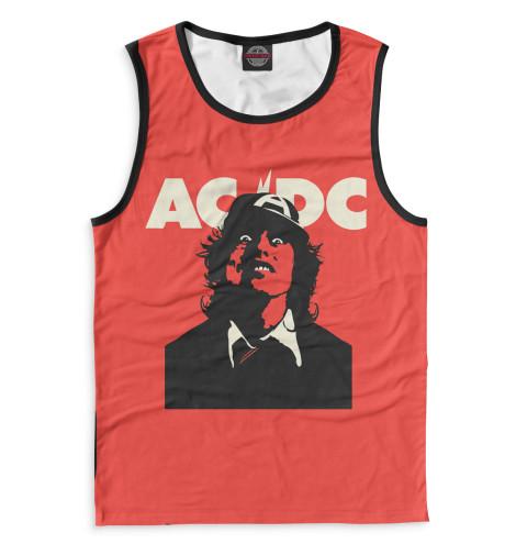 Мужская майка AC/DC