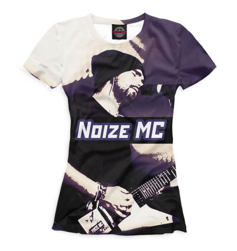 Купить Женская футболка Noize MC NMC-359978-fut-1