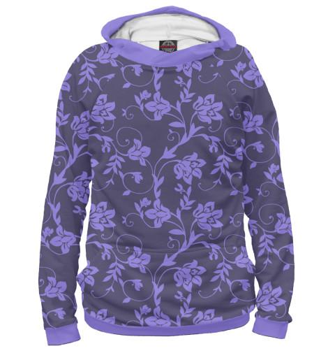 Худи Print Bar Floral (Purple) худи print bar floral purple