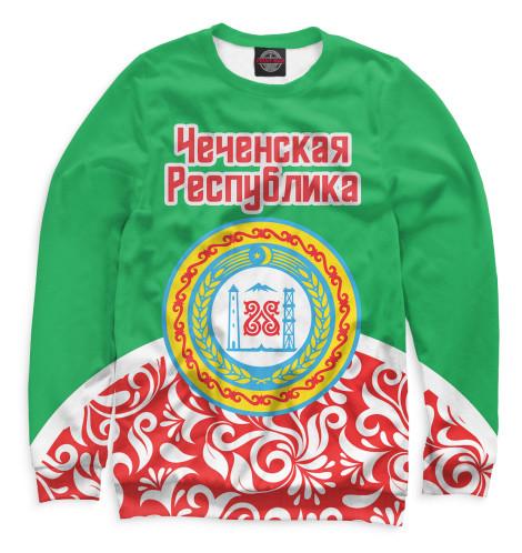 Купить Женский свитшот Чечня CHN-789214-swi-1