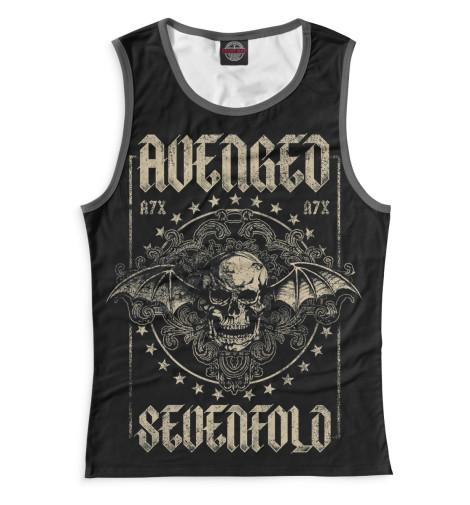 Женская майка Avenged Sevenfold