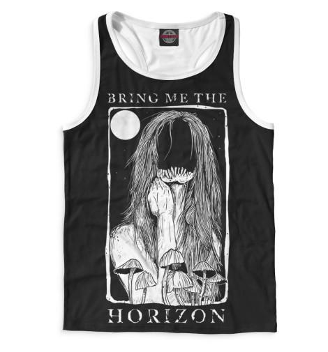 Мужская майка-борцовка Bring Me The Horizon Print Bar BRI-330569-mayb-2