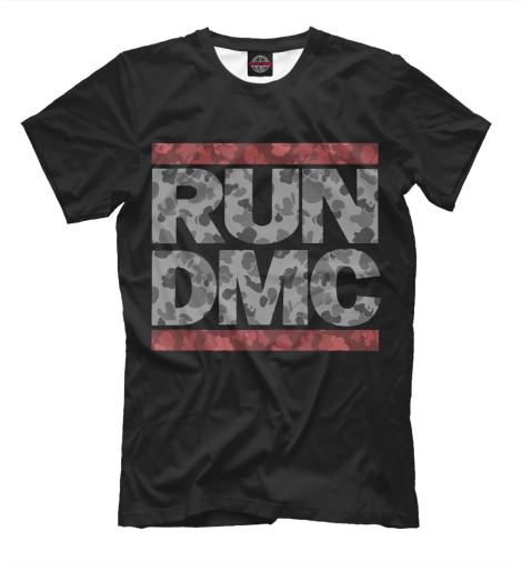 Футболка Print Bar Run-DMC футболка print bar run вася run