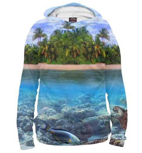 Худи Print Bar Тропический остров