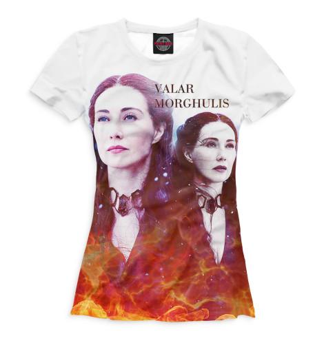 Женская футболка Мелисандра