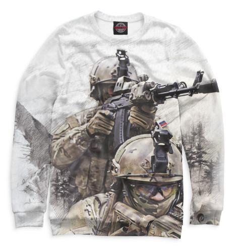 Мужской свитшот Армия России