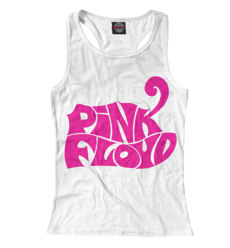 Майка борцовка Print Bar Pink Floyd майка print bar pink floyd division bell чб