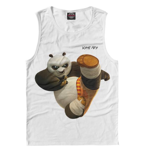 Купить Майка для мальчика Кунг-фу панда MFR-372310-may-2