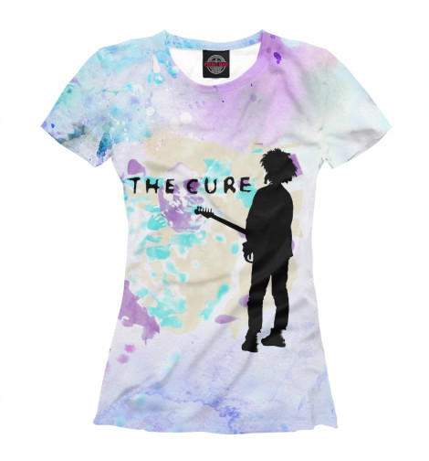 Футболка Print Bar The Cure толстовка wearcraft premium унисекс printio the cure