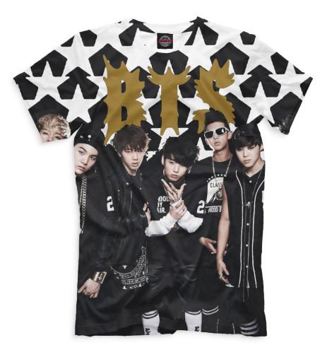 Купить Мужская футболка BTS KPP-998362-fut-2
