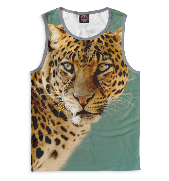 Купить Майка для мальчика Леопард HIS-952380-may-2