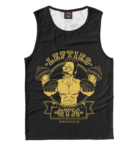 Купить Мужская майка Springfield Gym SIM-859686-may-2