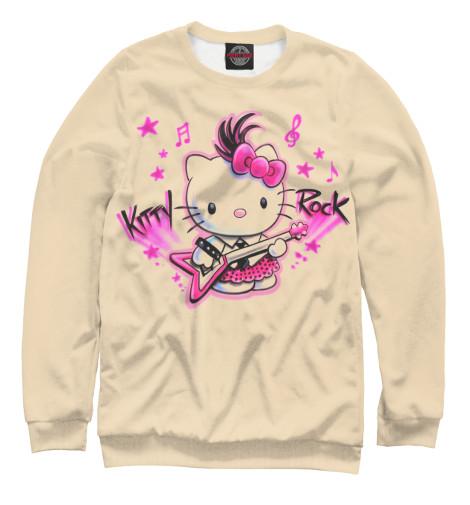 Мужской свитшот Kitty Rock HLK-274188-swi-2  - купить со скидкой