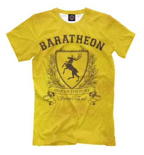 Купить Мужская футболка Дом Баратеонов IGR-820969-fut-2