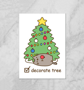 decorate tree