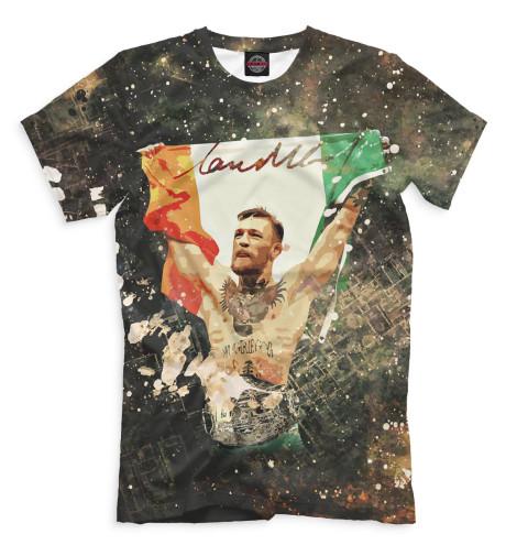 Купить Мужская футболка Конор МакГрегор MCG-595366-fut-2