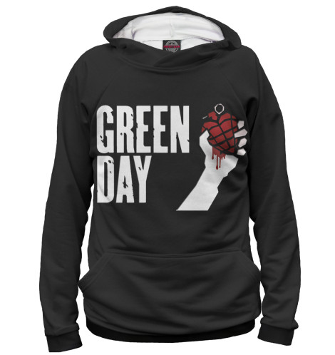 Худи Print Bar Green Day print bar green day