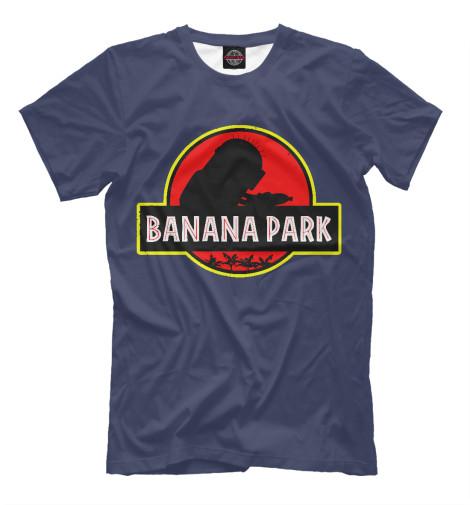 Футболка Print Bar Banana Park поло print bar banana