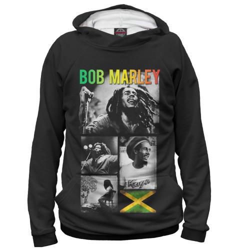 Женское худи Bob Marley
