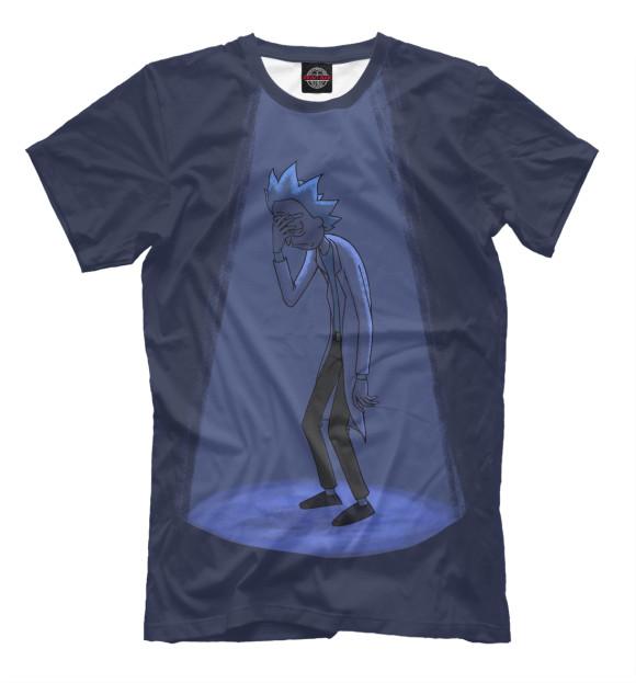 Купить Мужская футболка Рик RNM-922768-fut-2