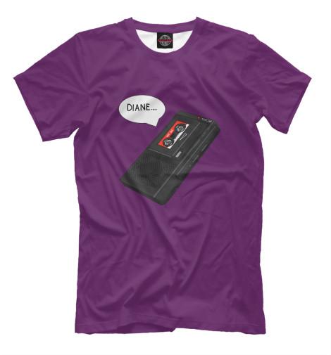 Купить Мужская футболка Diane... TPS-858584-fut-2