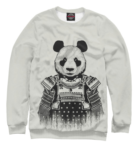 Свитшот Print Bar Panda Samurai футболка print bar panda color