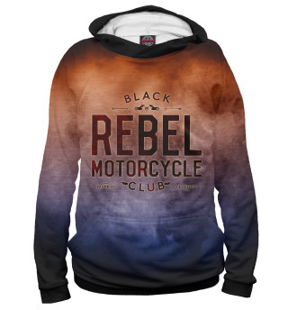 Мужское худи Black Rebel Motorcycle Club