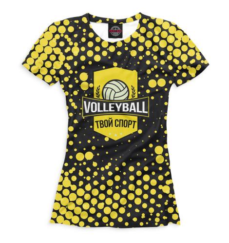 Футболка Print Bar Волейбол