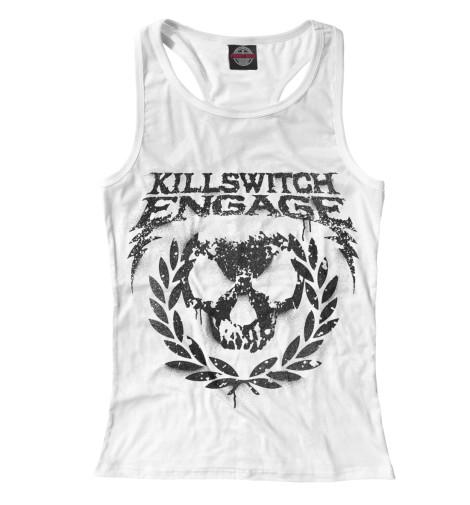 Майка борцовка Print Bar Killswitch Engage виниловая пластинка killswitch engage incarnate