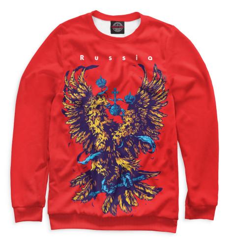 Мужской свитшот Двуглавый орел