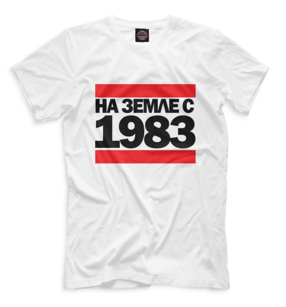 Купить Мужская футболка На Земле с 1983 DVT-843136-fut-2