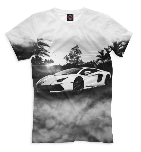 Купить Мужская футболка Lamborghini SPC-609314-fut-2