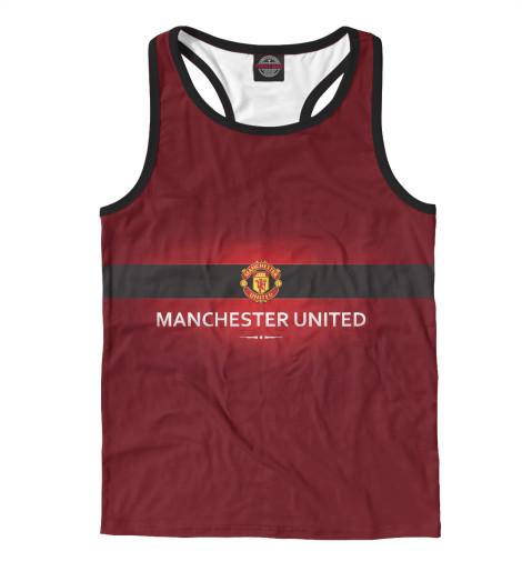 Майка борцовка Print Bar Manchester united майка борцовка print bar manchester united