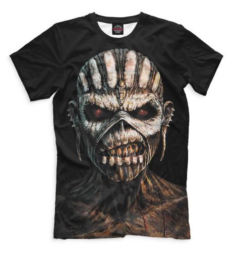 Мужская футболка Iron Maiden