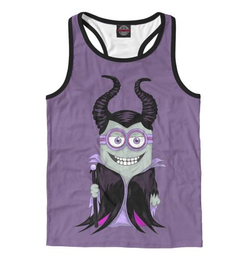 Майка борцовка Print Bar Minion Maleficent майка борцовка print bar minion maleficent