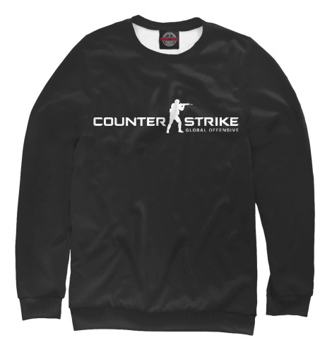 Свитшот Print Bar Counter-Strike Global Offensive свитшот print bar counter strike go