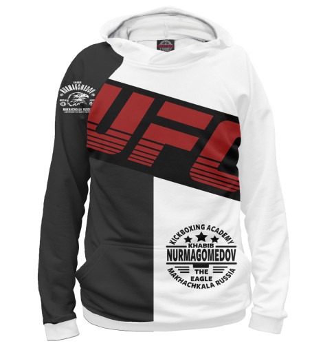 Худи Print Bar UFC Хабиб Нурмагомедов ufc 2 ps4