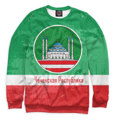 Купить Женский свитшот Чечня CHN-143497-swi-1