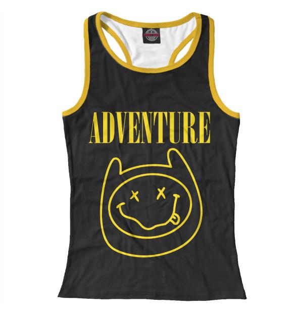 Купить Женская майка-борцовка Adventure Finn ADV-859594-mayb-1