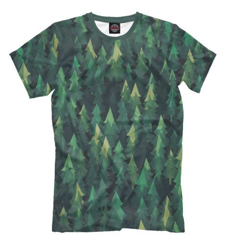 Футболка Print Bar Simple forest футболка print bar sacred forest