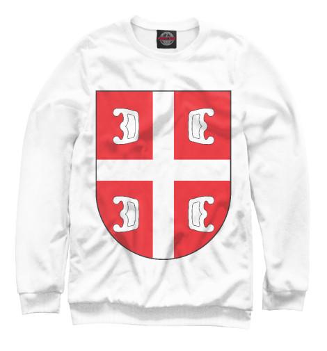 Свитшот Print Bar Сербский Щит футболка print bar сербский щит