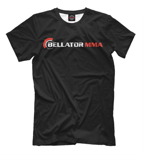 Футболка Print Bar Bellator a8959sp 5br bellator подвес