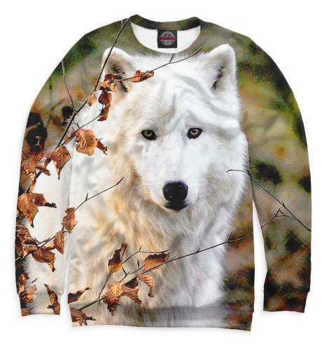 Женский свитшот Волки