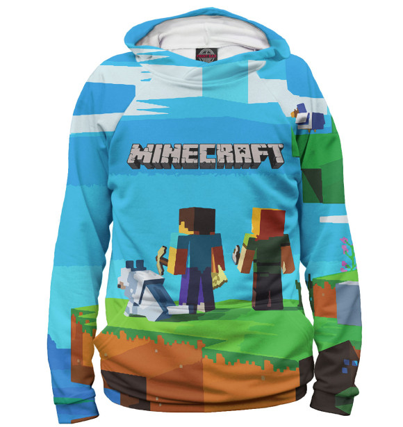 Купить Мужское худи Minecraft MCR-171470-hud-2